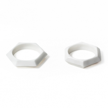 Sliced ring lighter